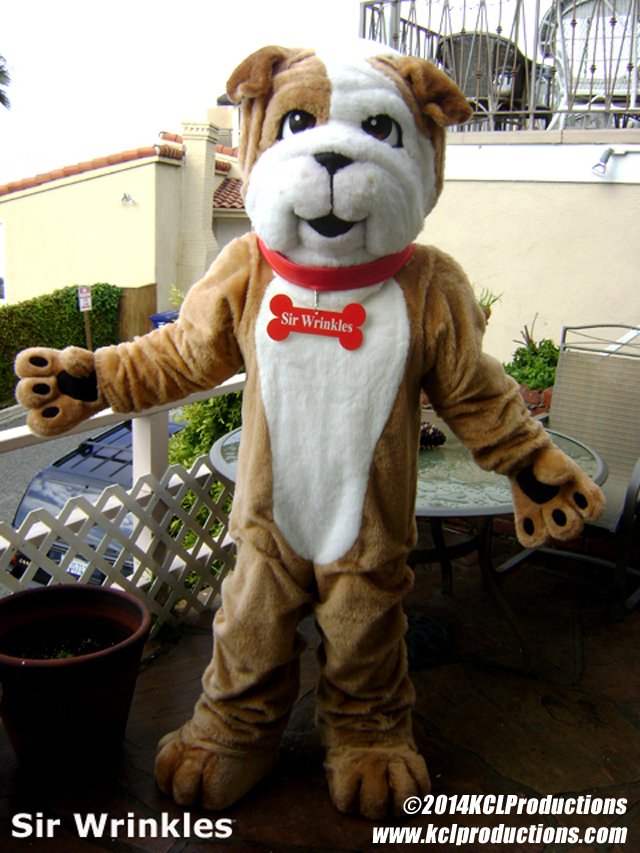 Canine mascots What kind of dog is the target mascot