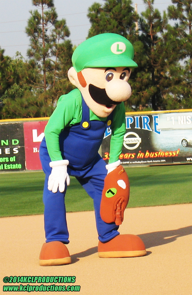 Hereu0027s a peek of what we did for the Classic SUPERMARIO BASEBALL!! & Mascots of the Dayu2026 Behind the Scenes of SUPERMARIO BASEBALL | KCL ...